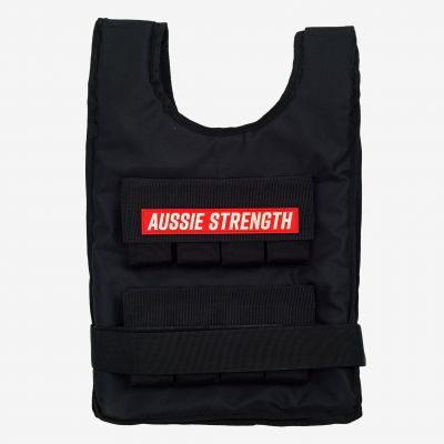 Weight Vest - 20kg Black